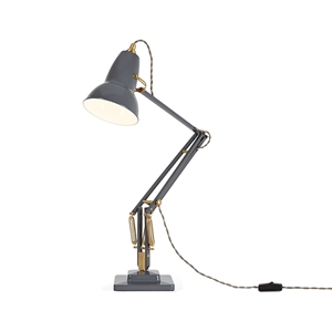 Anglepoise Original 1227™ Mässing Bordslampa Elephant Grey