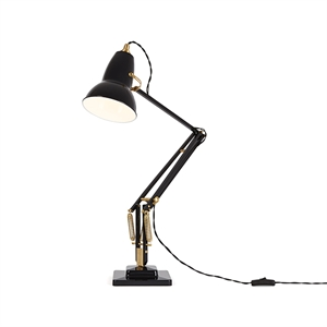 Anglepoise Original 1227™ Mässing Bordslampa Jet Black