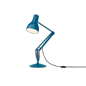 Anglepoise Type 75™ Bordslampa Anglepoise + Margaret Howell Saxon Blue