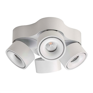 Antidark Easy W4100 Vägglampa LED Vit