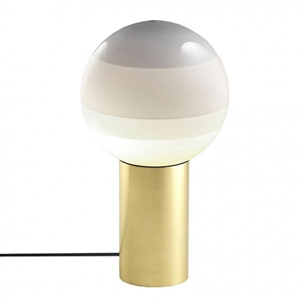 Marset Dipping Light Bordslampa Beige Stor