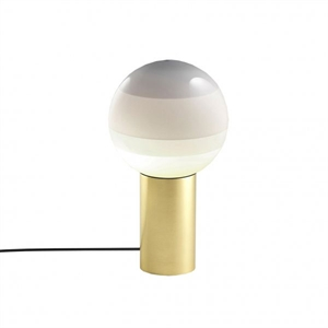 Marset Dipping Light Bordslampa Beige Liten