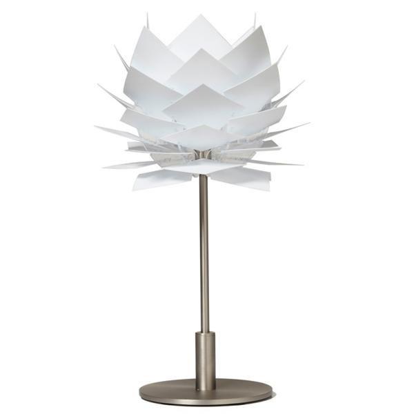Dyberg-Larsen Practicals PineApple Bordslampa Vit XS