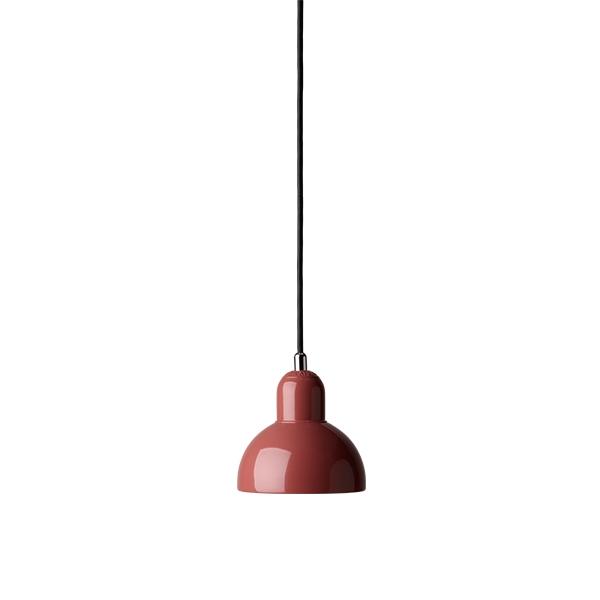 Fritz Hansen Kaiser Idell 6722 Pendel Russet Red