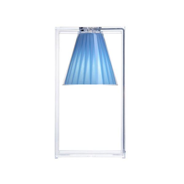 Kartell Light Air Bordslampa Ljusblå Gratis frakt