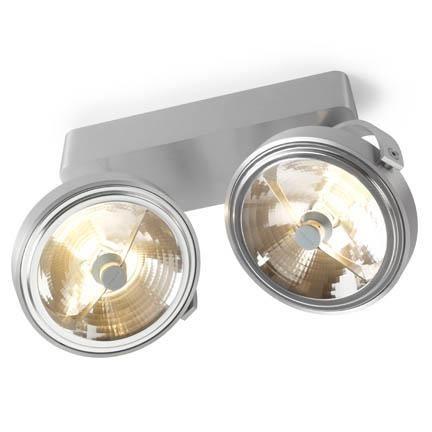 Trizo 21 PIN-UP 2 Spot- & Taklampa Aluminium