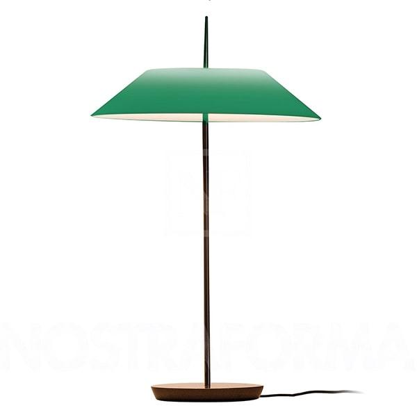 Vibia Mayfair Bordslampa Blank Grön och  Svart