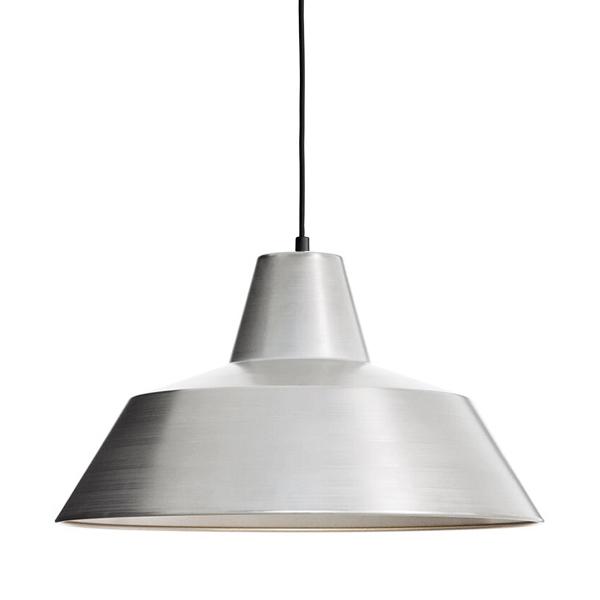 Made By Hand Verkstadslampa Takpendel Aluminium W4