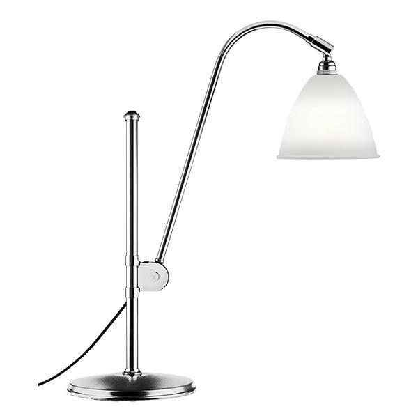 Bestlite BL1 Bordslampa Krom & Porslin