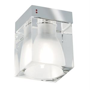 Fabbian Ice Cube Downlight Taklampa