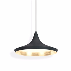 Tom Dixon Beat Pendel Wide Svart