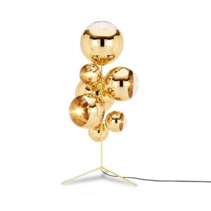 Tom Dixon Mirror Ball Gulvlampe Gulv