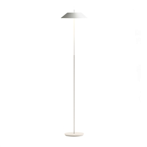 Vibia Mayfair Golvlampa Matt Vit