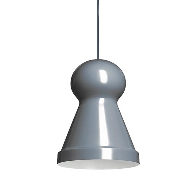 WATT A LAMP PLAY Takpendel Stor Mörkgrå