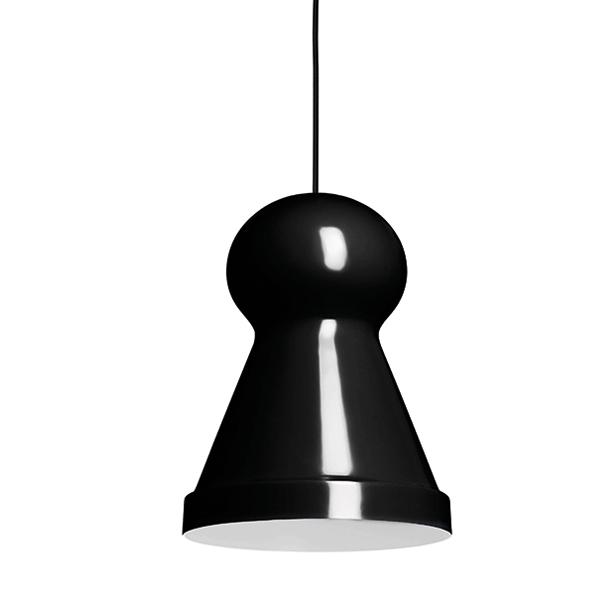 WATT A LAMP PLAY Takpendel Stor Svart