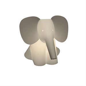 Zoolight Elefant Barn Bordslampa